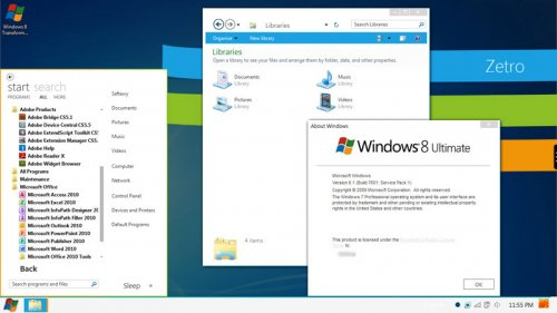 Windows 8 Transformation Pack 1.0