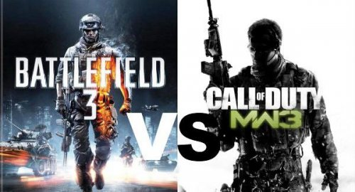 Видео: Battlefield 3 vs Modern Warfare 3