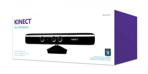 Microsoft: Kinect for Windows обойдется в $250