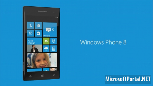 Windows Phone 8 основана на ядре Windows 8