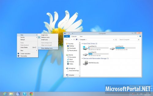 Windows 8 Basic Style