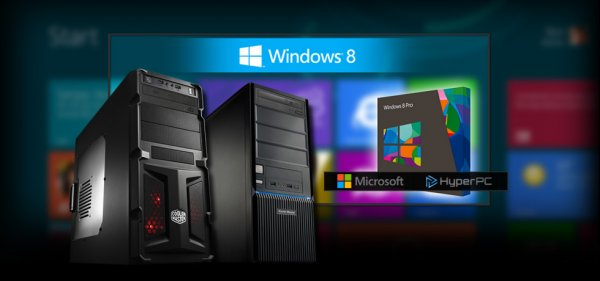 Windows 8 не повторила успех Windows 7