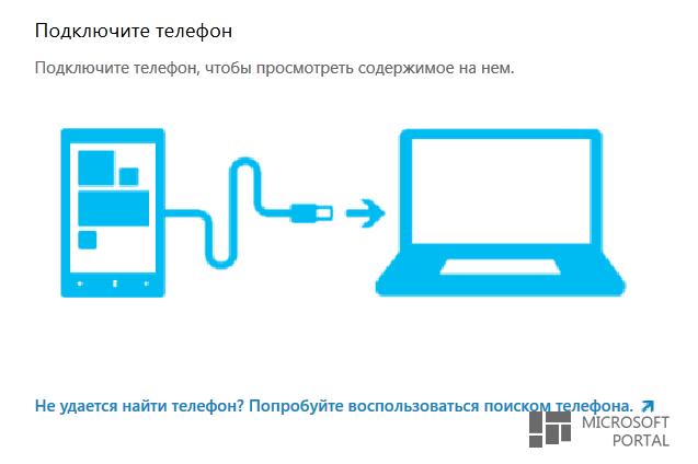 Синхронизации для программу windows 8 phone