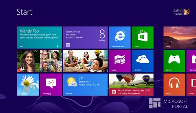 ������ Windows 8.1 Developer Preview Build 9391 ������� ...