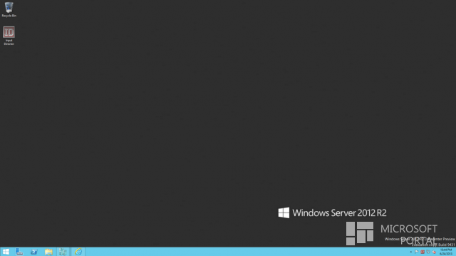 Windows Server 2012 R2 Preview в действии