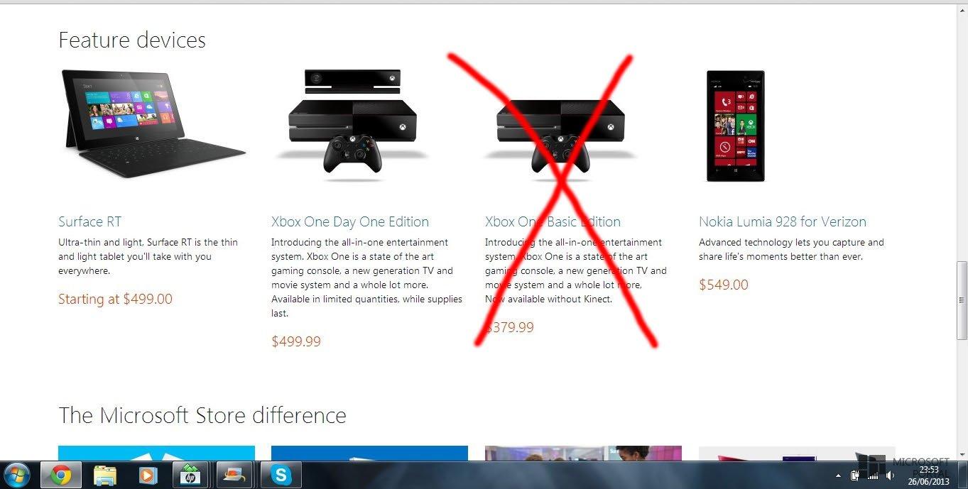 MICROSOFT Xbox One 5 Gb + FIFA 15 – купить игровую