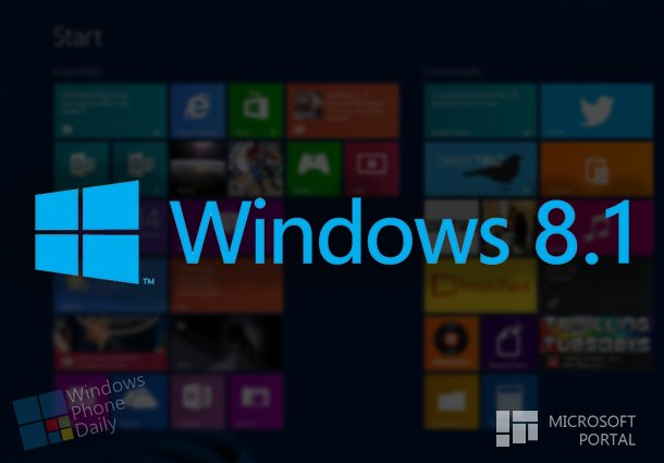 Видеообзор Windows 8.1 Preview