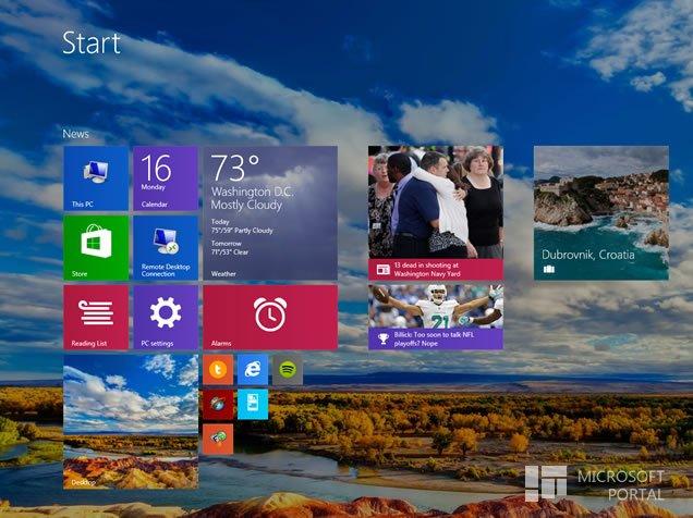 Рабочие Столы Для Windows 8.1 - фото 10