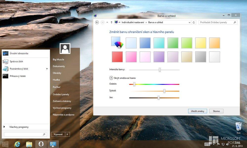 Как сделать прозрачные окна в windows 8 как в windows 7 - Kazan-avon