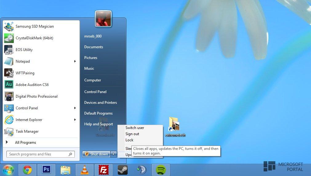 скачать пуск для windows 8.1 скачать