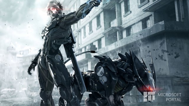 На ПК вышла Metal Gear Rising: Revengeance