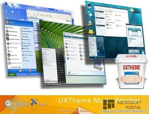 UXTheme Multi-Patcher 10.0