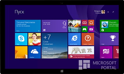 Обзор Windows 8.1 Update 1