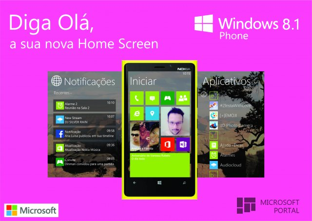 Испания скоро получит Windows Phone 8.1 и Lumia Cyan