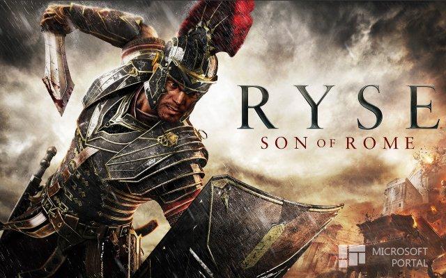 Геймплей PC-версии Ryse: Son of Rome на максимальных настройках