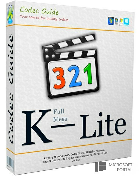 K-Lite Mega Codec Pack 10.8.5