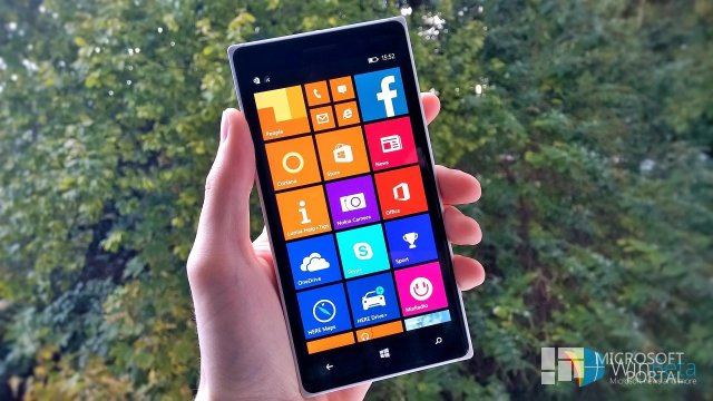 Подробно о Windows Phone 8.1 Update 1 с Lumia Denim