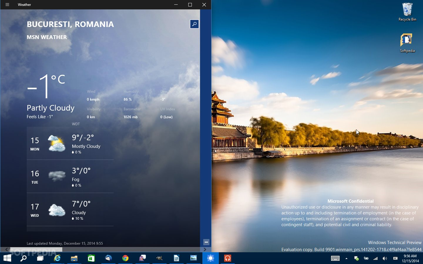 Windows 10 сборка 9901