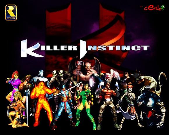 Killer Instinct Classic обзавелся онлайновым мультиплеером