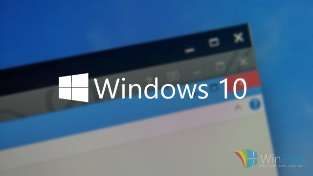 Сборка Windows 10 Technical Preview for Consumer Build 9901 на видео
