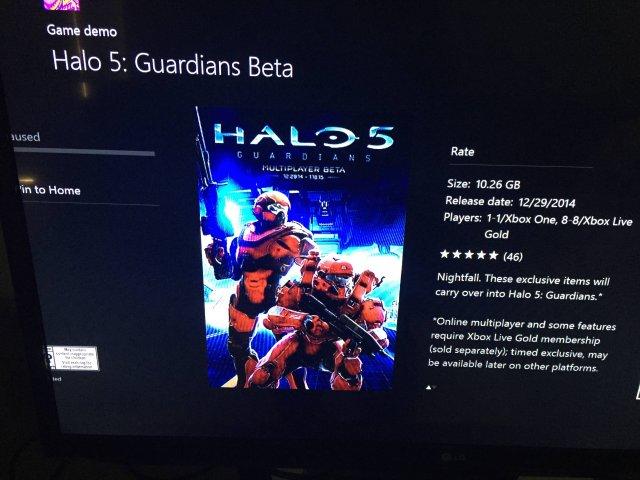 Halo 5 выйдет на PC и Xbox 360?