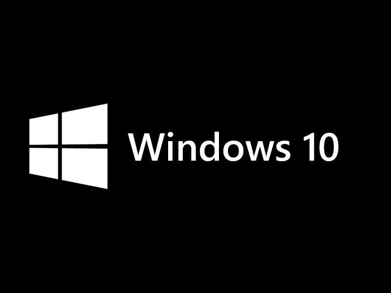Как сделать windows 10 черной