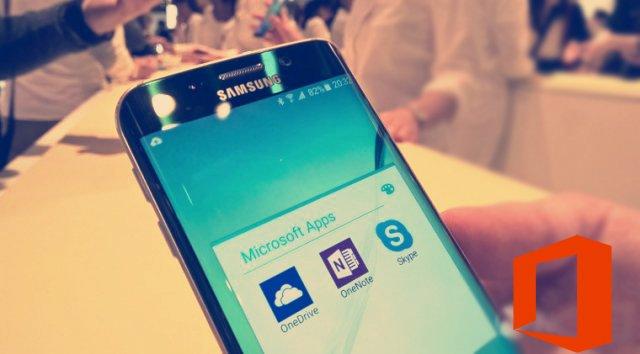 """Офисные приложения Microsoft будут установлены в Android-устройствах из """"коробки"""""""