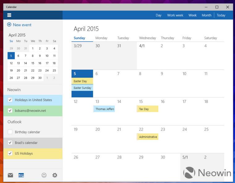 приложение календарь скачать - фото 6