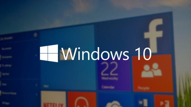 Сборка Windows 10 Build 10130 на видео