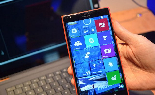 Пресс-релиз сборки Windows 10 Mobile Build 10149