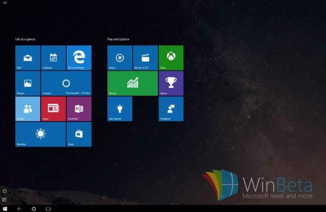 Windows 10: некоторые приложения получили новые иконки