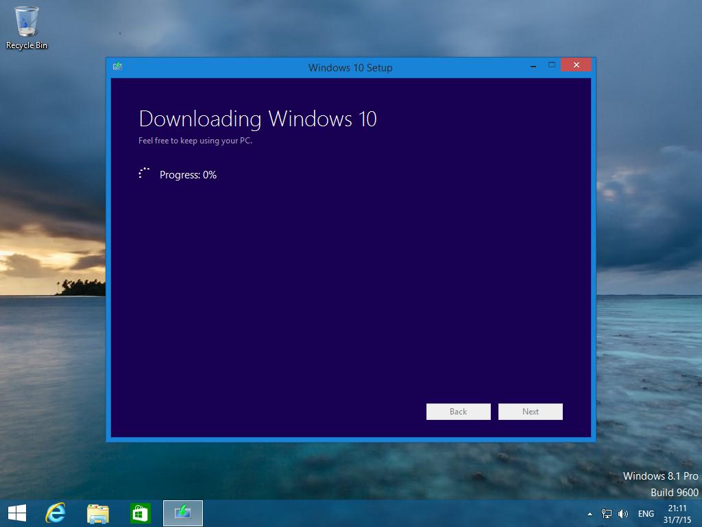 Обновление до Windows 1 : описание - Microsoft