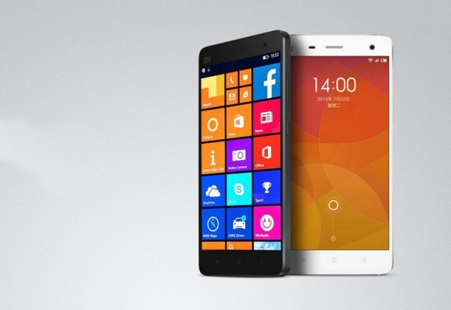 Видео смартфона Xiaomi Mi 4 на Windows 10 Mobile Build 10240