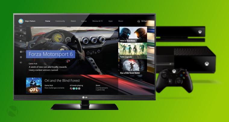 Релиз Windows 10 для Xbox One запланирован на 12 ноября
