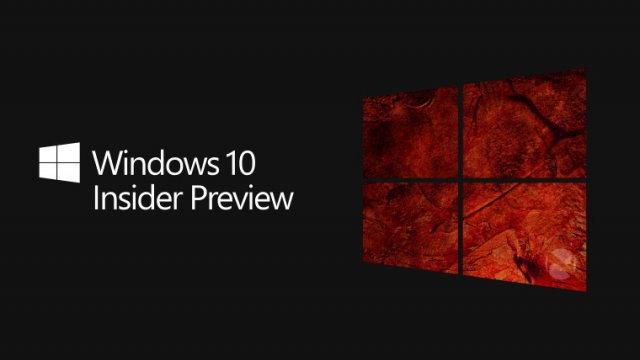 Пресс-релиз сборки Windows 10 Insider Preview Build 14251