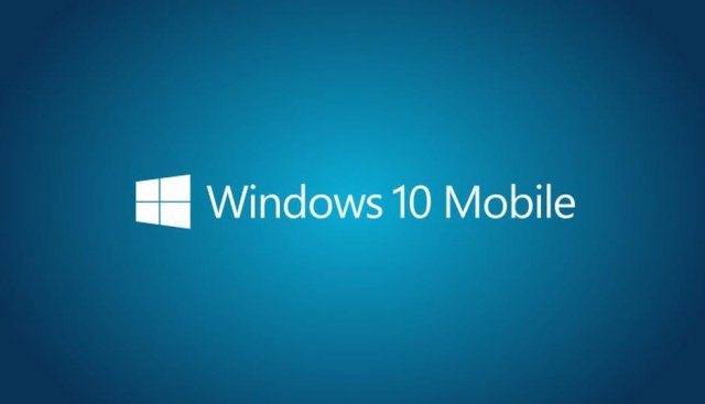 Сборка Windows 10 Mobile Build 14267 на видео