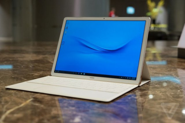 Huawei MateBook – тонкий, стильный, дорогой. Характеристики, фото и цена