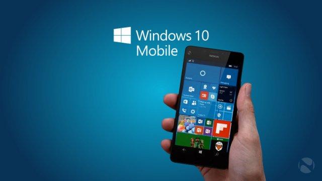 Microsoft выпустила обновление доWindows 10 Mobile для некоторых собственных телефонов