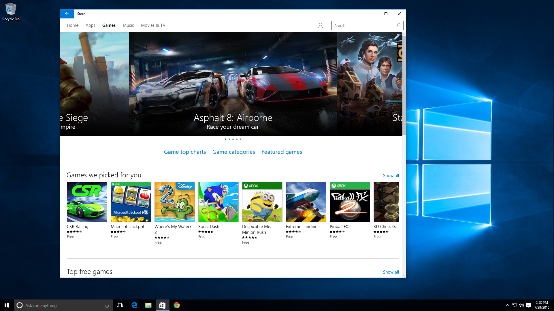 Скачать как в магазину windows 10 приложение