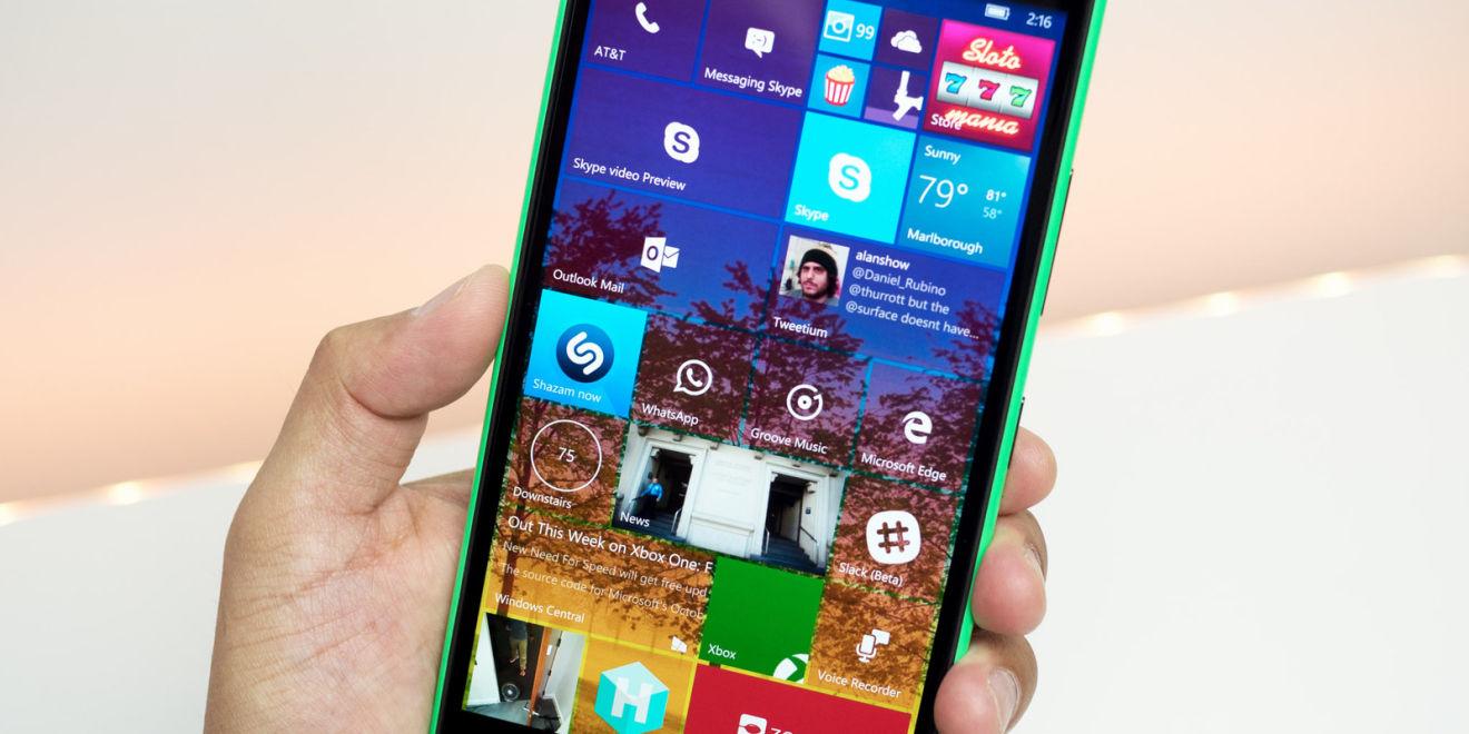 Видео отMicrosoft отом, как обновиться доWindows 10 Mobile