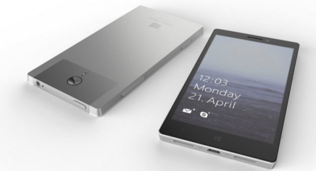 Surface Phone должен выйти в апреле 2017 года с Redstone 2 на борту