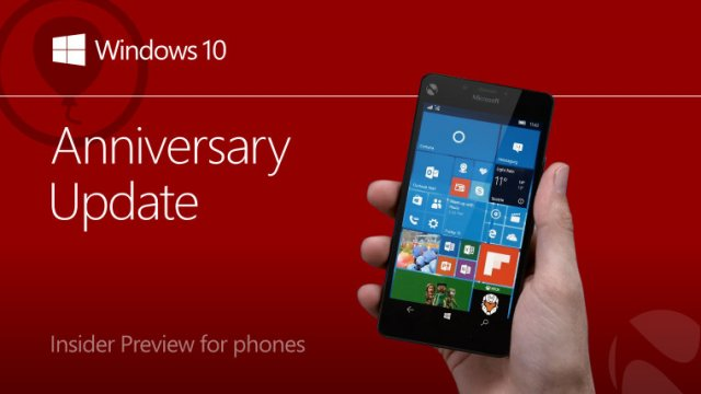 Сборка Windows 10 Mobile Insider Preview Build 14332 на видео
