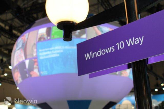 Интересная статистика по поводу Windows 10