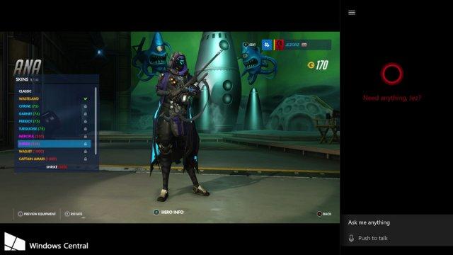 Команды Cortana получили некоторые окончательные усовершенствования для Xbox One Anniversary Update