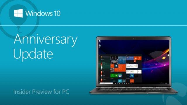 Microsoft выпустила обновление доWindows 10 14393.82
