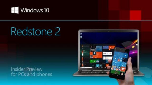 Доступна для загрузки Windows 10 Insider Preview Build 14915
