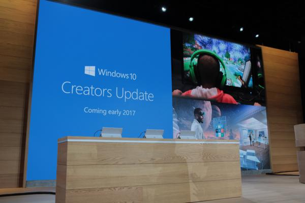 Сборка Windows 10 Creators Update Build 14959 на видео