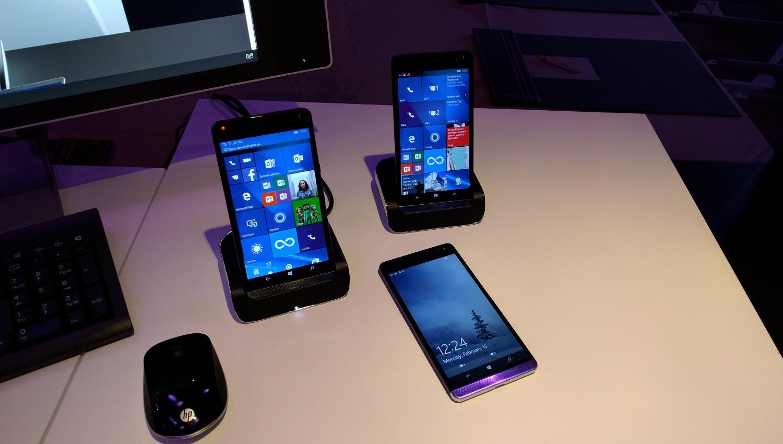 HPработает над телефоном для обыденных клиентов
