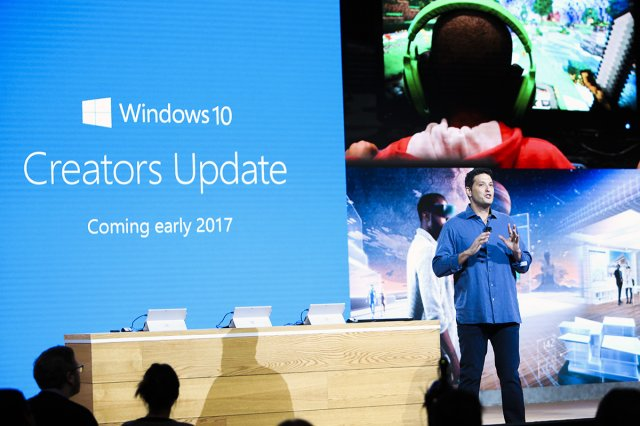 Эксклюзив: апдейт Windows 10 Creators Update будет выпущен в апреле 2017 года