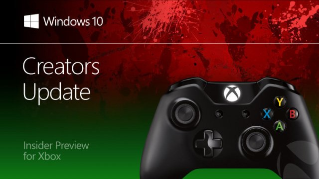 Microsodt выпустила сборку Xbox One Insider Preview Build 15026 для кольца Alpha